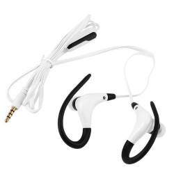 Coosy BW-00043 Ακουστικά Universal με γάντζο