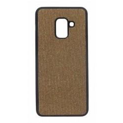 A&T Style Back Cover Θήκη Σιλικόνης Με Γκλίτερ Χρυσό (Samsung Galaxy A5 2018 & Samsung Galaxy A8 2018)