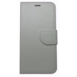 B.D.L Θήκη Πορτοφόλι Άσπρο (Xiaomi Redmi 6A)