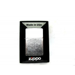 Αναπτήρας zippo - Ασημί