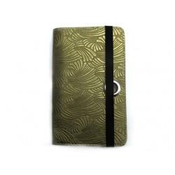 Book Cover Θήκη Tablet Χρυσό (Universal 8'')