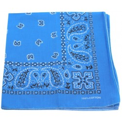 Γαλάζια μπαντάνα