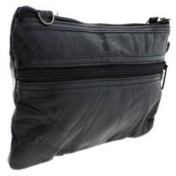 Γυναικεία τσάντα χειρός σε μαύρο