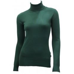 Μακρυμάνικο μπλουζάκι ζιβάγκο JUST WOMEN