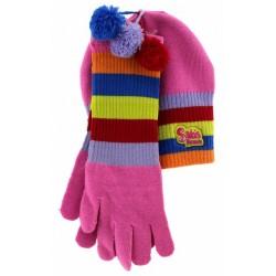 """Παιδικό σετ σκουφί & γάντια """"Sakis Rouvas"""""""