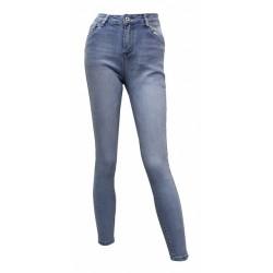 Ψηλόμεσο jeans push up M.SARA