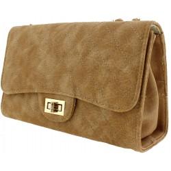 Γυναικεία τσάντα καπιτονέ χιαστί
